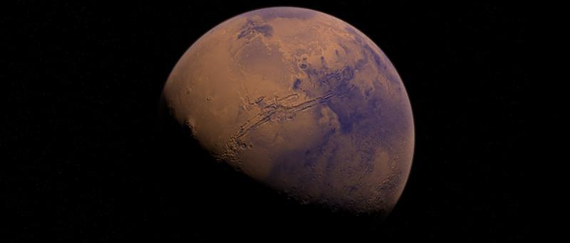 Марс в Водолее