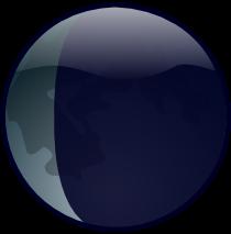 Фаза Луны сегодня 09.06.2018