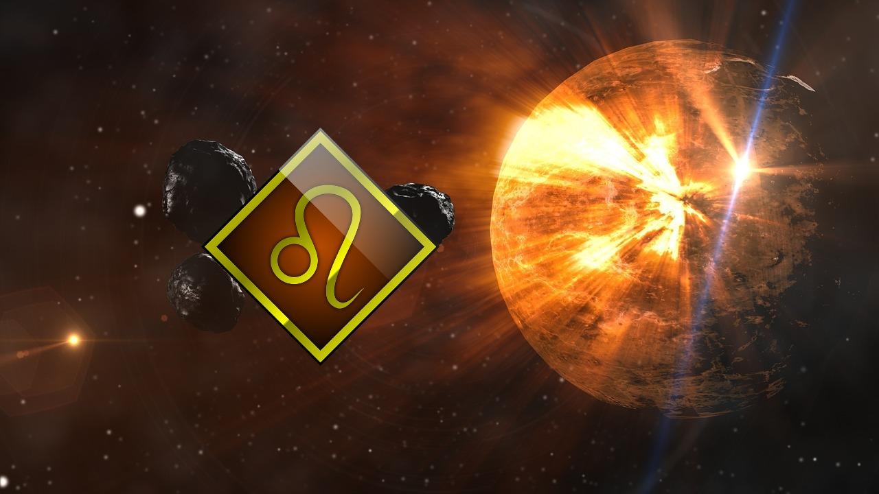 Венера во Льве с 6 июня по 19 июля и с 1 августа по 9 октября 2015 года